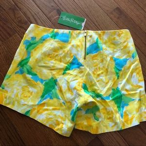 Lilly Pulitzer Shorts - NEVER WORN. TAG STILL ON. Lilly Pulitzer shorts